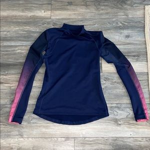 NIKE-pro unique hyper warm shirt
